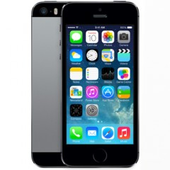 Used as Demo Apple iPhone 5S 16GB Phone - Space Grey (Excellent Grade)