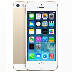 Used as Demo Apple iPhone 5S 16GB Phone - Gold (Excellent Grade)