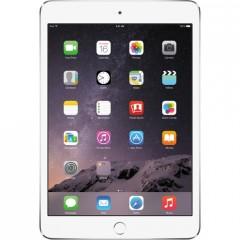 Used as Demo Apple iPad Mini 3 64GB WiFi - Silver (Excellent Grade)