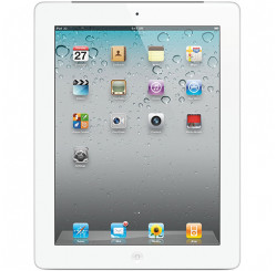 Used as demo Apple iPad 3 32Gb Cellular Tablet - White (Excellent Grade)