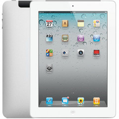 Used as demo Apple iPad 3 64Gb Cellular Tablet - White (Excellent Grade)