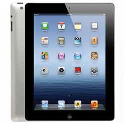 Used as demo Apple iPad 3 32Gb WiFi Tablet - Black (Excellent Grade)