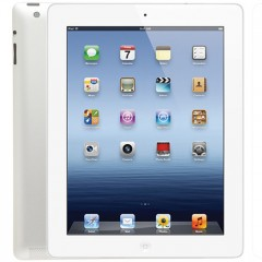Used as demo Apple iPad 3 32Gb WiFi Tablet - White (Excellent Grade)