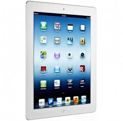 Used as demo Apple iPad 3 64Gb WiFi Tablet - White (Excellent Grade)