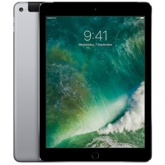 Used as Demo Apple iPad 5th Gen 9.7-inch 128GB Wifi + Cellular Space Grey (Local Warranty, AU STOCK, 100% Genuine)