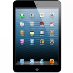 Used as Demo Apple iPad Mini 2 16GB Wifi - Black (Excellent Grade)