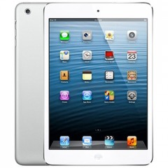 Used as Demo Apple iPad Mini 2 64GB Wifi+Cellular - White (Excellent Grade)