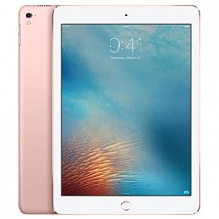"Used as Demo Apple Ipad Pro 9.7"" 256GB Wifi+Cellular Tablet  - Rose Gold (Excellent Grade)"