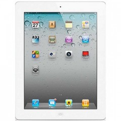 Apple iPad 4 16GB WIFI Tablet White + 12MTH AU WTY