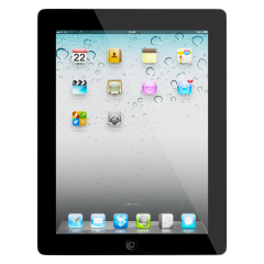 Apple iPad 2 32GB Tablet Black + 12MTH AU WTY