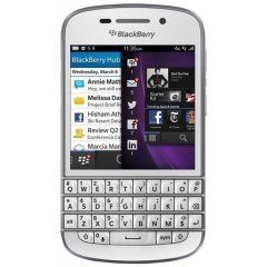 Refurbished BlackBerry Q10 4G LTE SmartPhone White + RE-SEALED RETAIL BOX + 15 DAY MONEY BACK