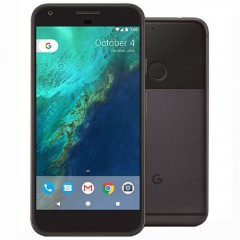 Used as Demo Google Pixel XL 128GB Smarphone - Black + AUS STOCK + 12MTH AUS WTY