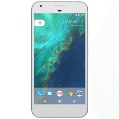 Used as Demo Google Pixel XL 32GB Phone - Silver (Local Warranty, AU STOCK, 100% Genuine)
