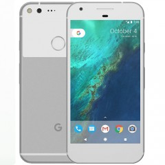 Used as Demo Google Pixel 32GB Phone - Silver