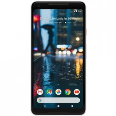 Used as Demo Google Pixel 2 XL 128GB Phone - White (Local Warranty, AU STOCK, 100% Genuine)