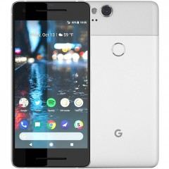 Used as Demo Google Pixel 2 128GB Phone - White (Local Warranty, AU STOCK, 100% Genuine)