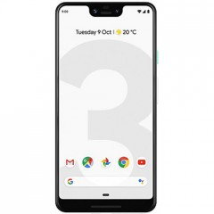 Used as Demo Google Pixel 3 XL 64GB Phone - White (Local Warranty, AU STOCK, 100% Genuine)