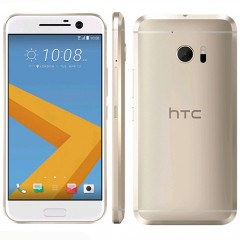 Refurbished HTC 10 M10 32GB 4G SmartPhone Gold RE-SEALED RETAIL BOX + 15 DAY MONEY BACK