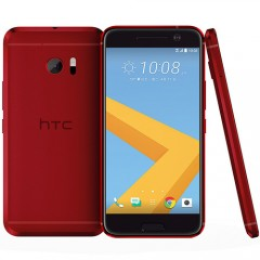 Refurbished HTC 10 M10 32GB 4G SmartPhone Red RE-SEALED RETAIL BOX + 15 DAY MONEY BACK