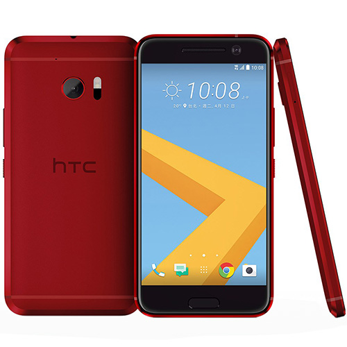 refurbished htc 10 m10 32gb 4g smartphone red re sealed retail box 15 day money back. Black Bedroom Furniture Sets. Home Design Ideas