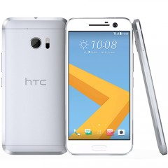 Refurbished HTC 10 M10 32GB 4G SmartPhone Silver RE-SEALED RETAIL BOX + 15 DAY MONEY BACK