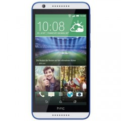 HTC Desire 820S Dual-Sim 16Gb 4G LTE SmartPhone - White Blue + 12MTH AU WTY + NEW SEALED BOX