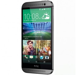 Refurbished HTC ONE M8 32GB 4G LTE Android Phone Grey + RE-SEALED RETAIL BOX + 15 DAY MONEY BACK