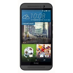 HTC One M9 4G LTE 32GB UNLOCKED - GREY + 12MTH AU WTY + NEW SEALED BOX