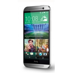 HTC One M9 4G LTE 32GB UNLOCKED - SILVER + 12MTH AU WTY + NEW SEALED BOX