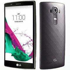 LG G4 H811 32GB 16Mp 4G LTE - Metallic Black + 12MTH AU WTY