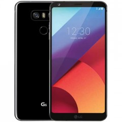Used as Demo LG G6 32GB Phone - Black (Excellent Grade)