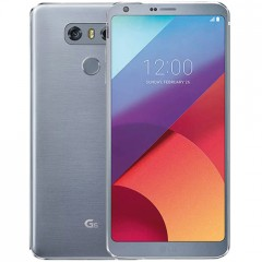 Used as Demo LG G6 32GB Phone - Ice Platinum (Excellent Grade)