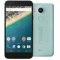 Brand New LG Nexus 5X 16GB - Blue + 12MTH AU WTY