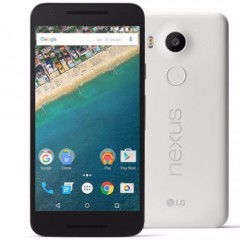 Brand New LG Nexus 5X 16GB - White + 12MTH AU WTY