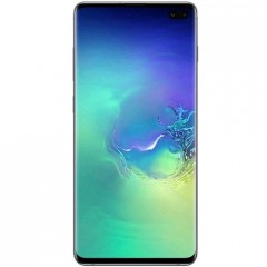 Used as Demo Samsung Galaxy S10+ Plus SM-G975F 128GB - Green (Excellent Grade)