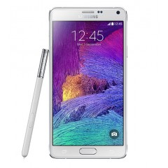Samsung Galaxy Note 4 Phone 4G LTE - 32GB White Open Box + 12MTH AUS WTY