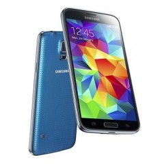 Samsung GALAXY S5 SM-G900 16GB 4G LTE Factory Unlocked Phone Blue + 12MTH AUS WTY + NEW SEALED BOX