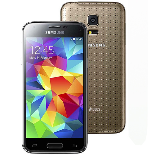 refurbished samsung galaxy s5 mini duos 16gb smartphone. Black Bedroom Furniture Sets. Home Design Ideas