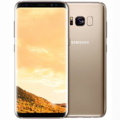 Used as demo Samsung Galaxy S8 SM-G950F 64GB - Gold (AU STOCK, AU MODEL, AU VERSION)