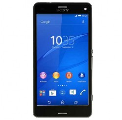 Refurbished Sony Xperia Z3 Compact 16GB 4G LTE Android Smartphone - Black + RE-SEALED RETAIL BOX + 15 DAY MONEY BACK