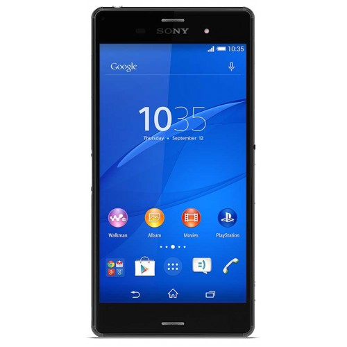 Sony Refurbished Sony Xperia Z3 D6653 16gb 4g Lte