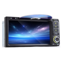Double 2 DIN Car DVD Player