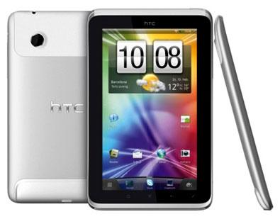 Обзор планшета HTC Flyer P510e на Android